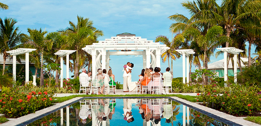 Every Sandals Wedding Includes